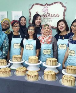 Teh Tarik Baking Workshop